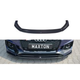 Rajout spoiler pare choc Audi RS4-B9