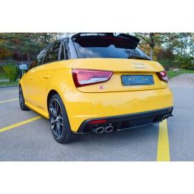 Lames pare-choc arrière S1 Audi Mk1