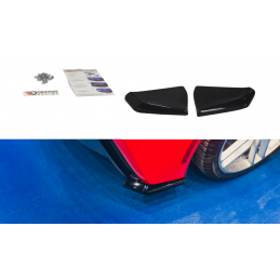Rajouts pare-choc arrière C7 Corvette Chevrolet