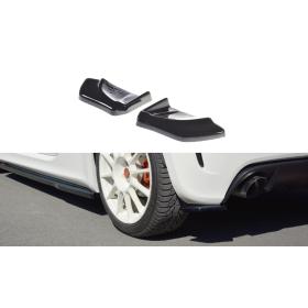 Rajouts pare-choc arrière Fiat 500 Abarth Mk1