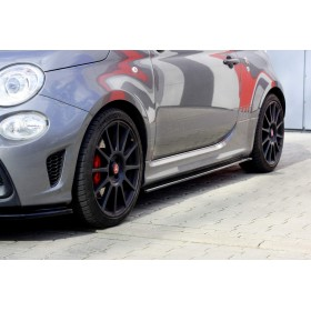 Fiat 500 Extensions bas caisse Abarth Mk1 Facelift