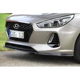 Lame pare-choc avant V.1 Hyundai I30