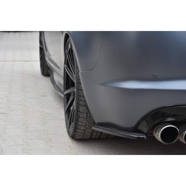 Lames pare-choc Arriere Jaguar XF-R
