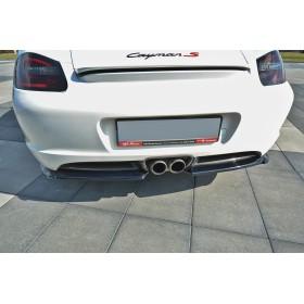 Rajouts pare-choc arrière Porsche Cayman-S 987C