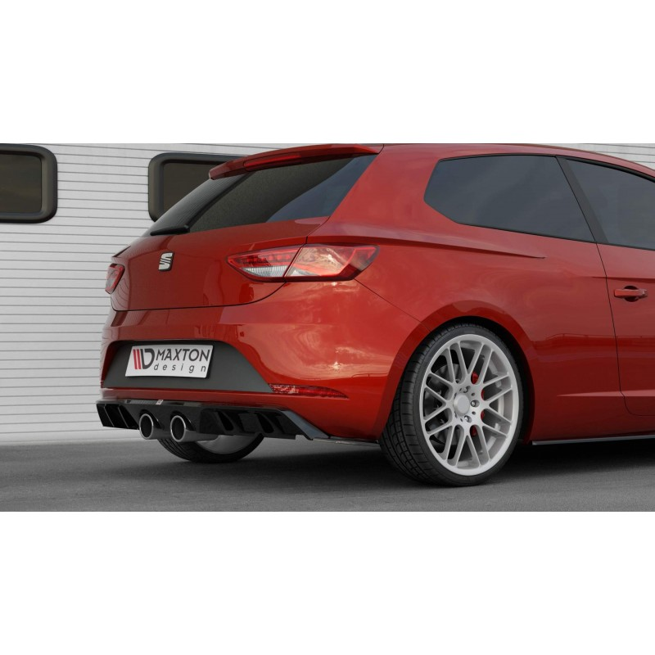 Diffuseur arrière Mk3 V.2 Seat Leon Cupra Facelift