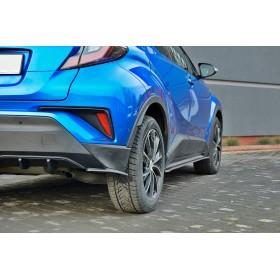 Splitters arrière lame Toyota C-HR