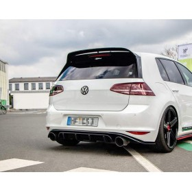Rajout pare-choc arrière VW Golf Gti Mk7 Clubsport