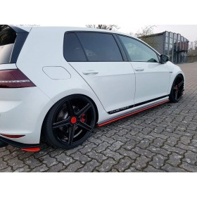 Extensions bas caisse VW Golf Gti Mk7 Clubsport