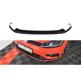 Rajout spoiler pare-choc avant V.7 VW Golf 7-R Facelift