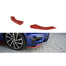 Splitter pare-choc avant V.8 VW Golf 7-R Facelift