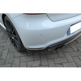 Lames pare-choc arrière VW Polo R Wrc Mk5