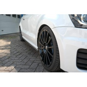 Extensions bas caisse Volkswagen Polo R Wrc Mk5