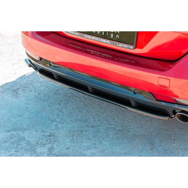 Lame pare-choc arrière Peugeot 508 SW