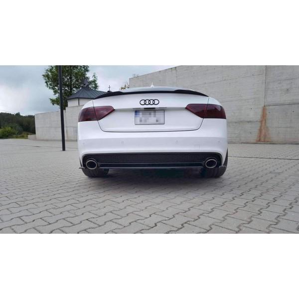 Splitter Arriere Central Audi A5 S-Line