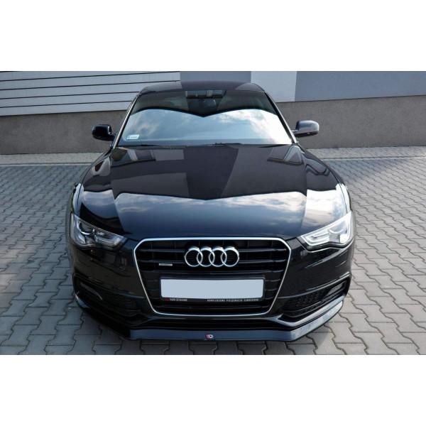 Rajout, lame pare-chocs avant Audi A5 S-Line