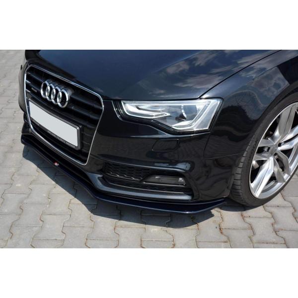 Rajout, lame pare-chocs Audi A5 S-Line