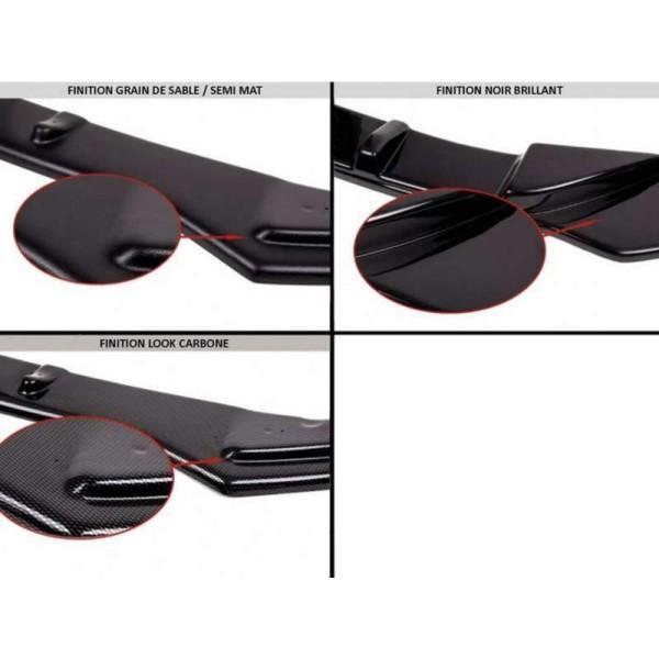 Lames pare-chocs arrière Megane 4 RS