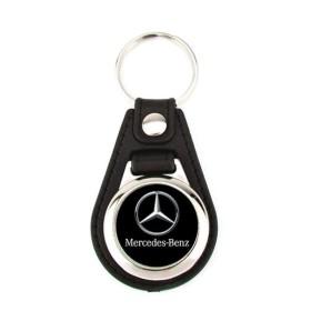Porte-clé simili cuir Mercedes