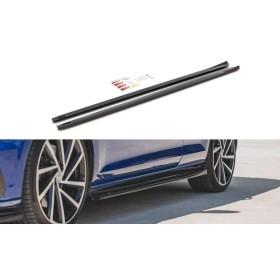 Extensions bas de caisse V.4 Golf 7-R - GTi Facelift