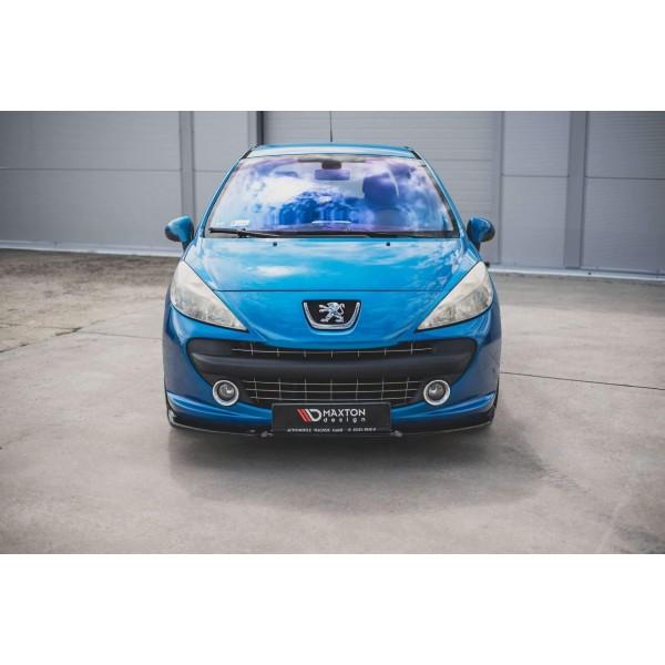 Lame pare-chocs Peugeot 207 Sport
