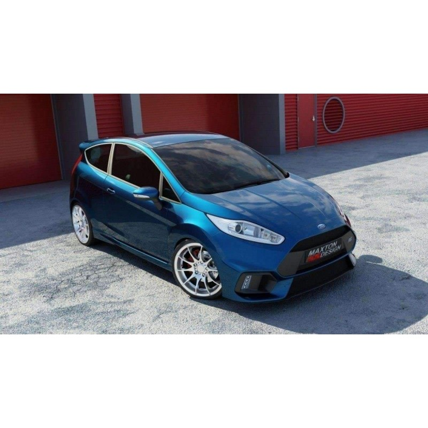 Pare-chocs avant look Focus RS Fiesta Mk7 (Facelift)