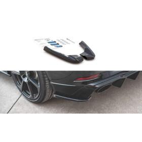 Rajouts pare-choc arrière V.2 Audi Rs3 8V
