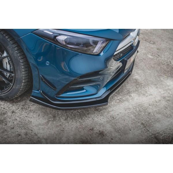 Splitter Pare-Chocs Avant V.2 Mercedes A35 Amg
