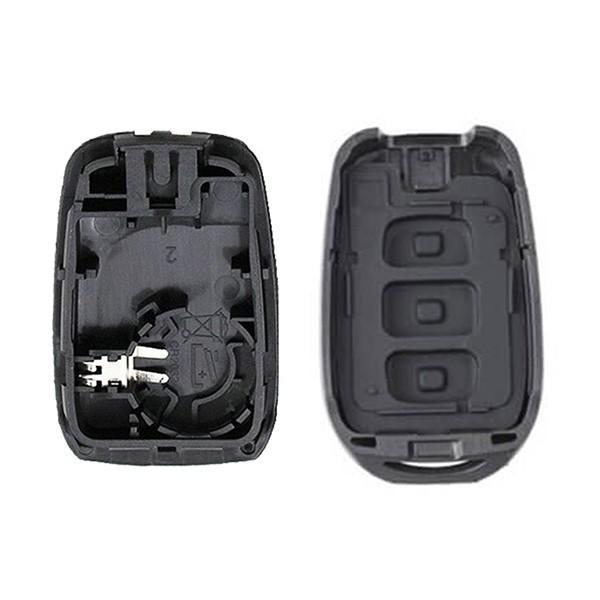 Boitier de clé 3 boutons HU179 Clio, Trafic