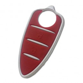 Bouton de remplacement coque de clé Plip ALFA Mito, 159, Brera