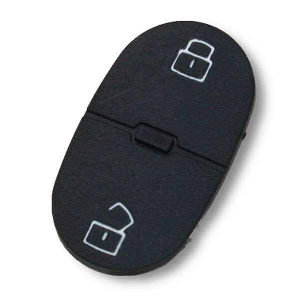 Bouton de remplacement coque de cle Audi A3, A4, A6, RS4