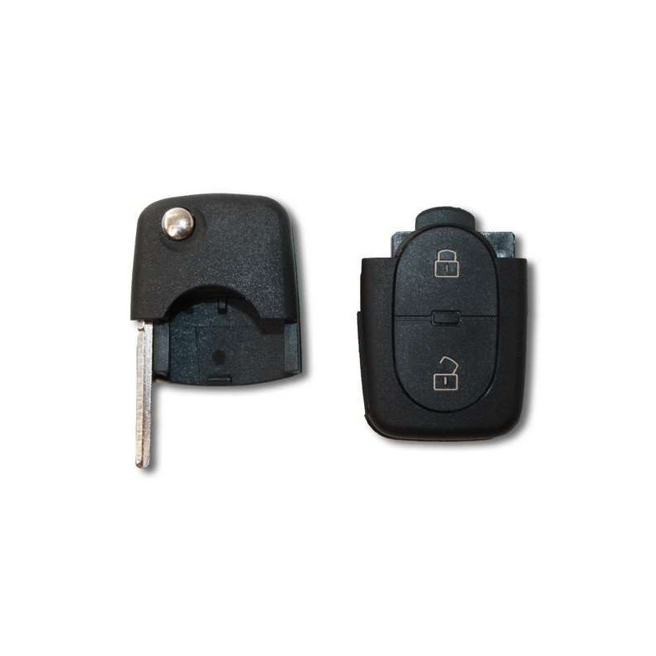 Coque de clé plip A3, A4, A6, RS4