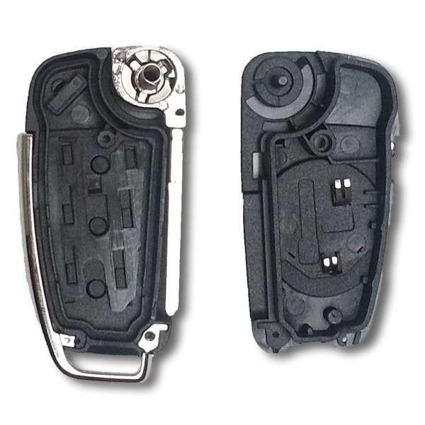 Coque de clé Plip A1, A3, TT, Q5, Q7