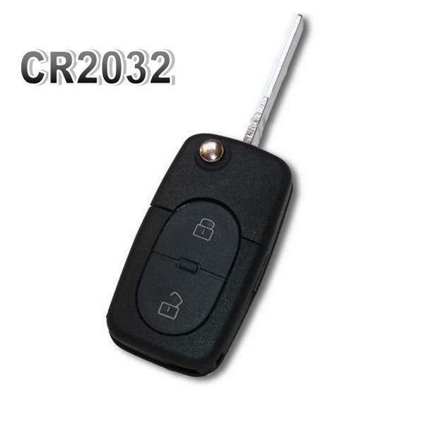 Coque de clé plip A3 A4 A6 RS4