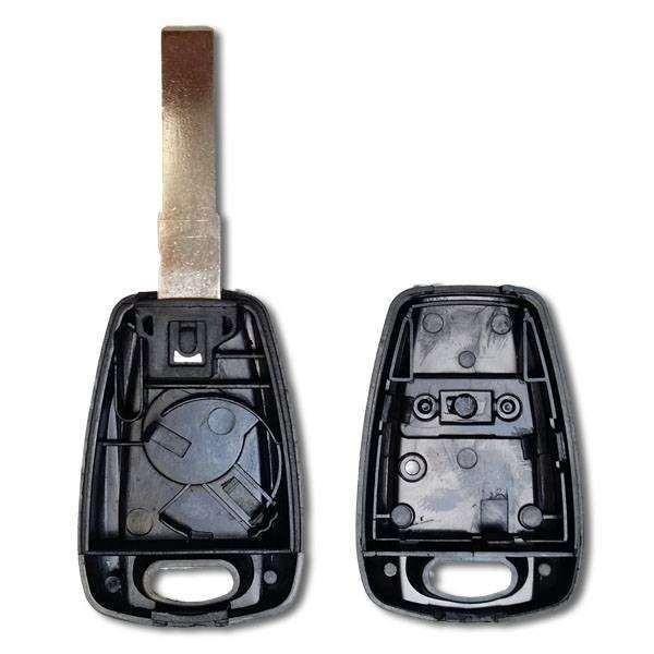 Coque de clef FIAT Ducato, Doblo, Stilo Noire