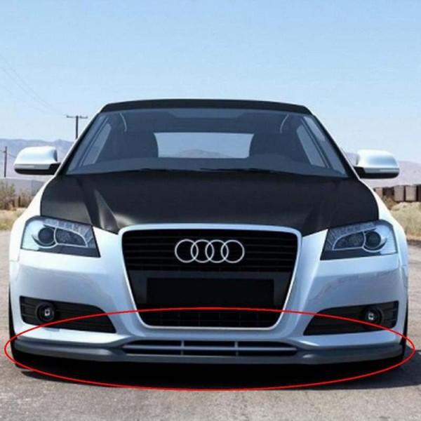 Lame de Pare Choc avant Audi A3 - 8P (Ph.3)