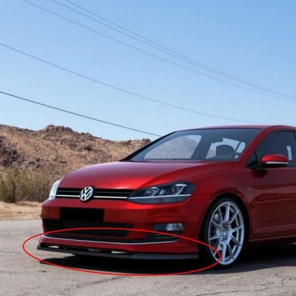 Lame de Pare Choc avant VW Golf 7