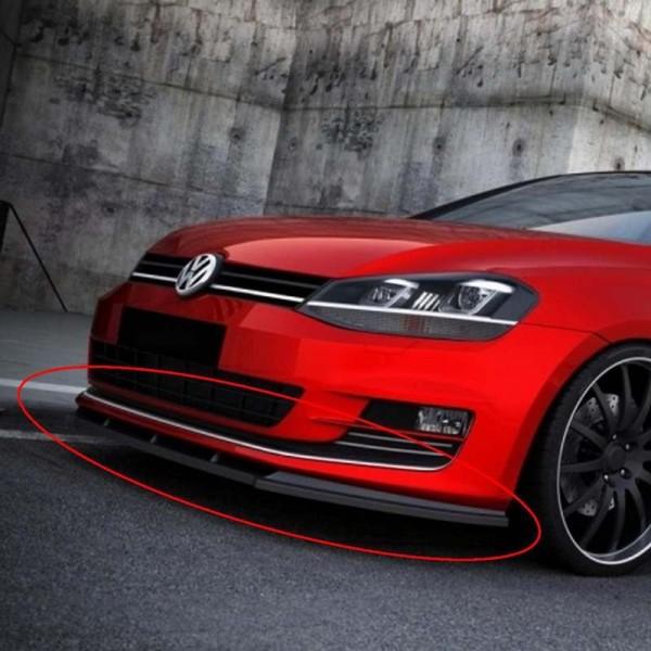 Rajout de Pare Choc avant VW Golf 7