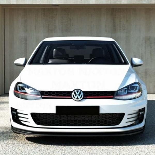 Lame de Pare Choc VW Golf 7 GTi