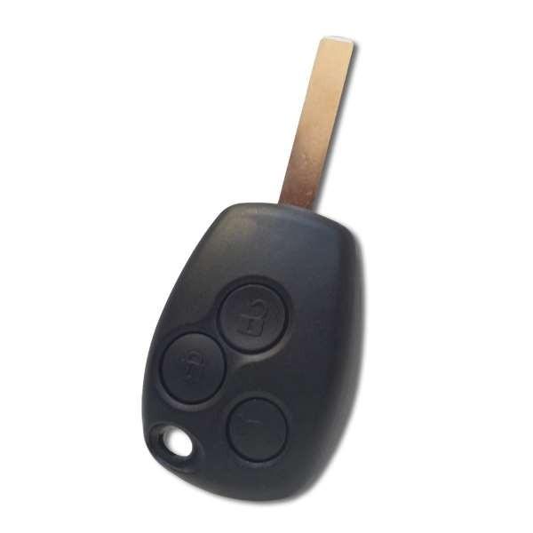 Coque de Clé Plip Renault Clio, Modus, Kangoo, trafic