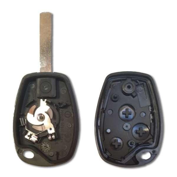 Boitier de clef Clio, Modus, Kangoo