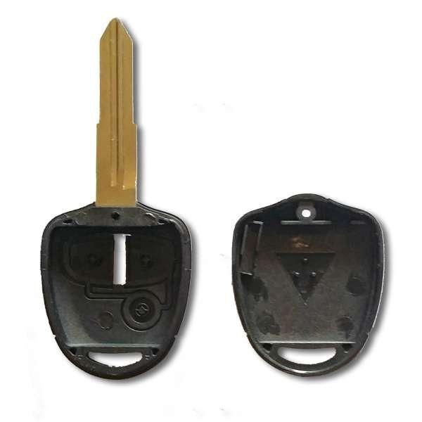 Boitier de clé Mitsubishi Lancer, L200, Colt, Outlander