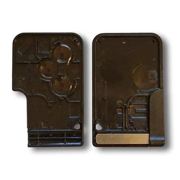 Coque de clé carte Megane, Scenic, Clio
