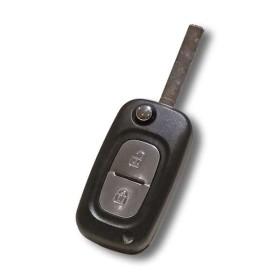 Coque de clé plip Clio, Master, Trafic