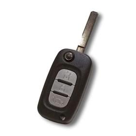 Boitier de clé Clio 3, Kangoo, Modus