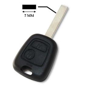 Boitier de clé Toyota Aygo