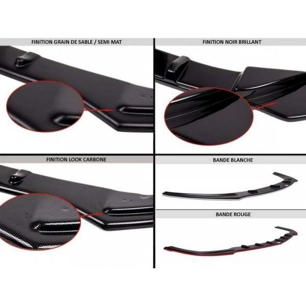 Extensions de bas de caisse Clio 3 RS