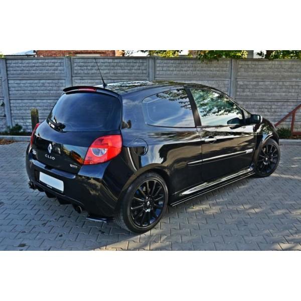 Becquet de toit Clio 3 RS