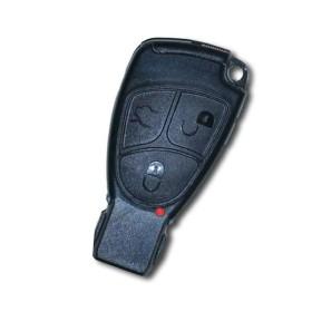 Coque de clé plip Mercedes CLK, ML, CLS, C, E