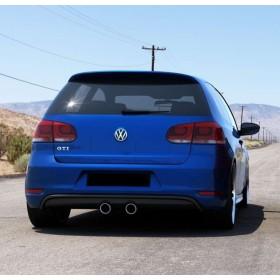 Rajout de Pare Choc arrière VW Golf 6