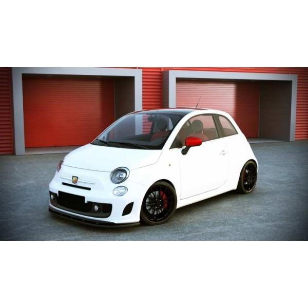 Lame Pare Choc avant Fiat 500 Abarth